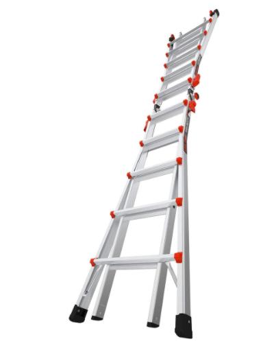 Little Giant Velocity Multi Position 22 Foot Ladder 15422 001 01